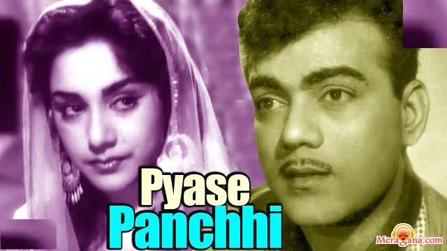 Poster of Pyase Panchhi (1961) - (Hindi Film)