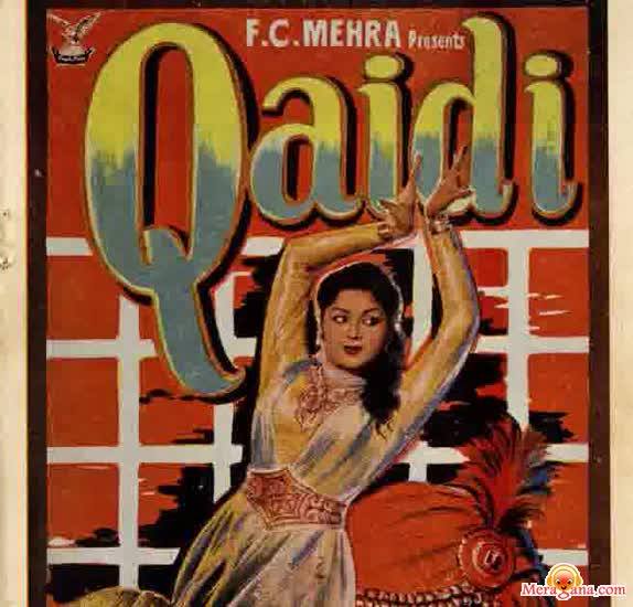 Poster of Qaidi (1957) - (Hindi Film)