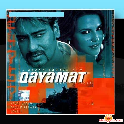 Poster of Qayamat (City Under Threat) (2003) - (Hindi Film)