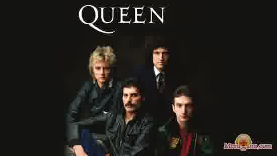 Poster of Queen - (English)