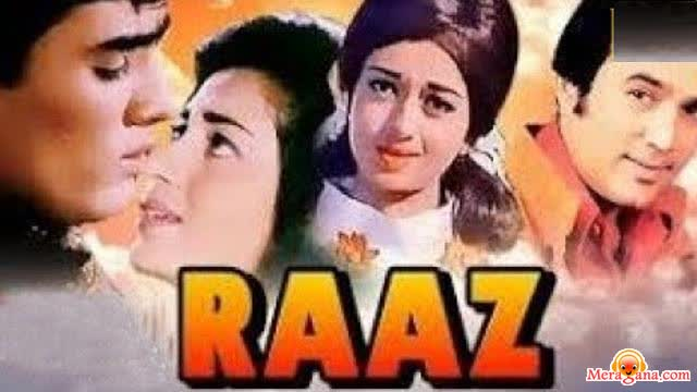 Poster of Raaz (1967) - (Hindi Film)