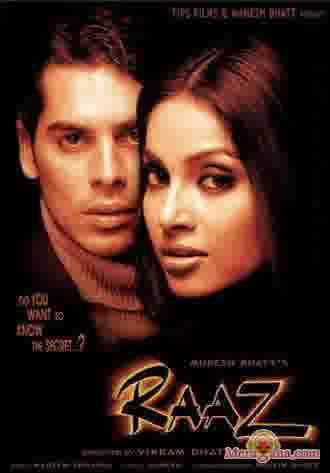 Poster of Raaz (2002) - (Hindi Film)
