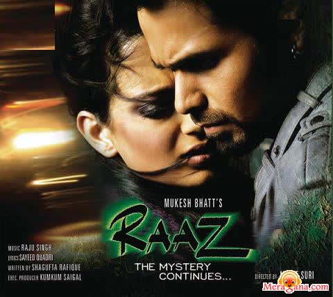 Poster of Raaz (The Mystery Continues) (2009) - (Hindi Film)