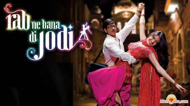 Poster of Rab Ne Bana Di Jodi (2008) - (Hindi Film)