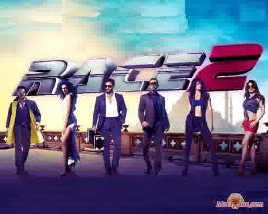 Poster of Race 2 (2013) - (Hindi Film)