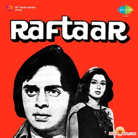 Poster of Raftaar (1975) - (Hindi Film)