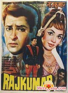 Poster of Rajkumar (1964) - (Hindi Film)
