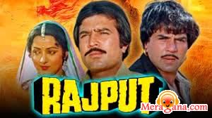 Poster of Rajput (1982) - (Hindi Film)