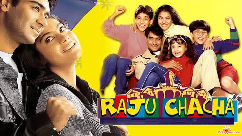 Poster of Raju Chacha (2000) - (Hindi Film)