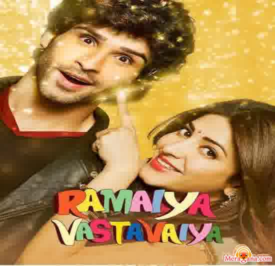 Poster of Ramaiya Vastavaiya (2013) - (Hindi Film)