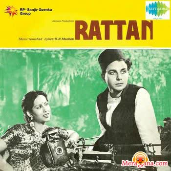 Poster of Rattan (1944) - (Hindi Film)