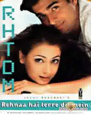 Poster of Rehnaa Hai Terre Dil Mein (2001) - (Hindi Film)