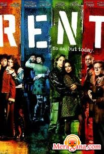 Poster of Rent - (English)