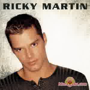 Poster of Ricky Martin - (English)