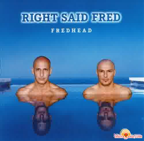 Poster of Right Said Fred - (English)