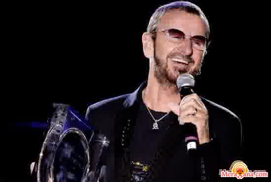 Poster of Ringo Starr - (English)
