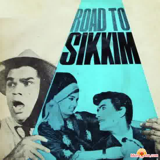 Poster of Road To Sikkim (1968) - (Hindi Film)