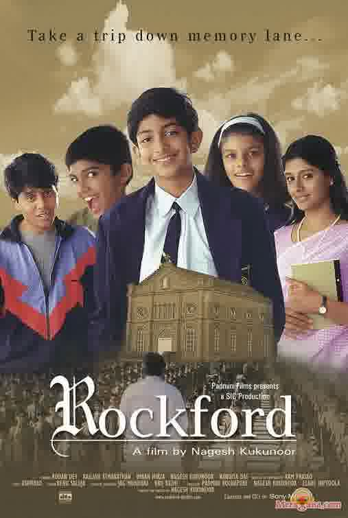 Poster of Rockford (1999) - (Hindi Film)