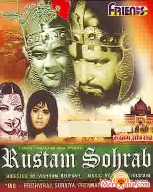 Poster of Rustam Sohrab (1963) - (Hindi Film)