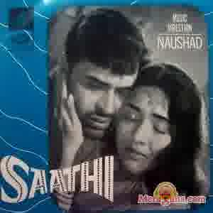 Poster of Saathi (1968) - (Hindi Film)