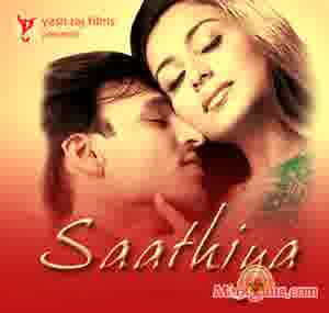 Poster of Saathiya (2002)