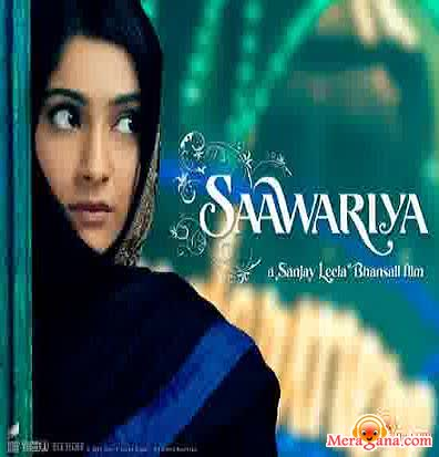Poster of Saawariya (2007) - (Hindi Film)