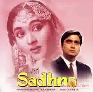 Poster of Sadhna (1958) - (Hindi Film)