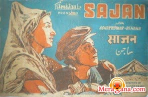 Poster of Sajan+(1947)+-+(Hindi+Film)