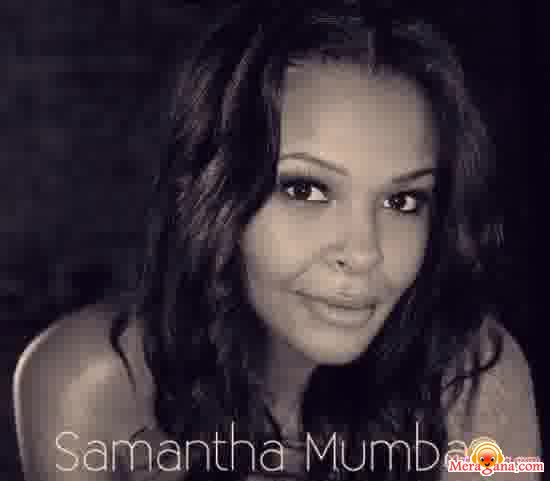 Poster of Samantha Mumba - (English)
