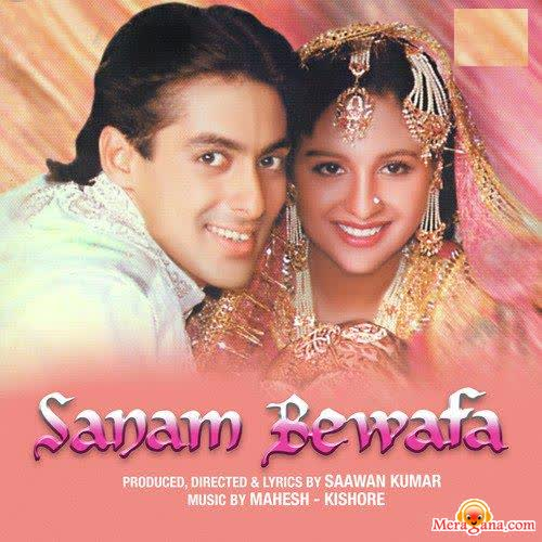 Poster of Sanam Bewafa (1991) - (Hindi Film)