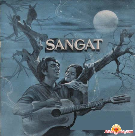 Poster of Sangat (1975) - (Hindi Film)