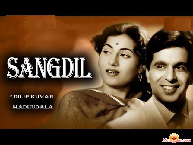 Poster of Sangdil (1952) - (Hindi Film)
