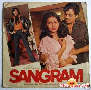 Poster of Sangram (1976) - (Hindi Film)