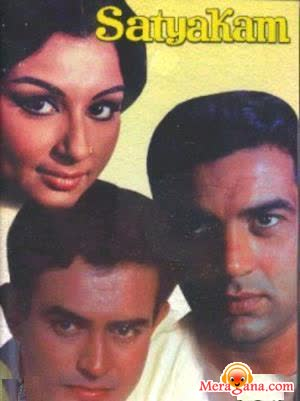 Poster of Satyakam+(1969)+-+(Hindi+Film)