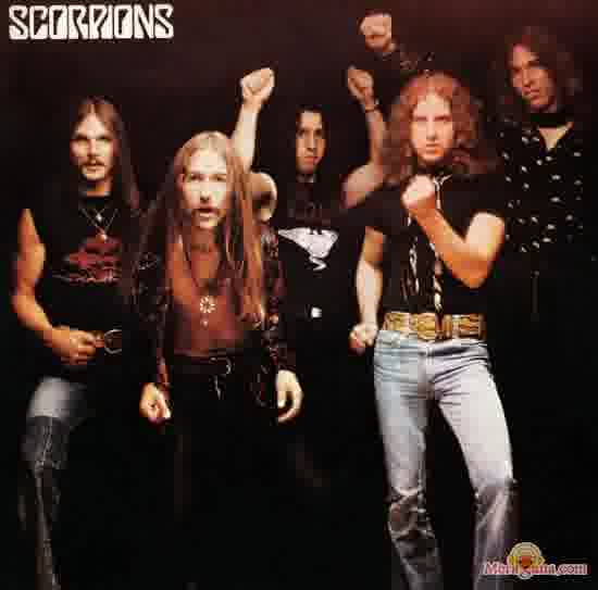Poster of Scorpions - (English)