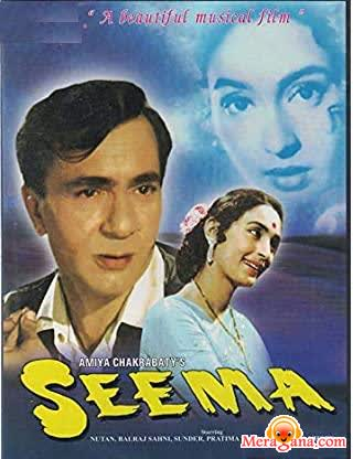 Poster of Seema (1955) - (Hindi Film)