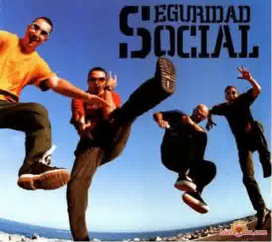 Poster of Seguridad Social - (English)