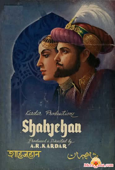 Poster of Shahjehan+(1946)+-+(Hindi+Film)