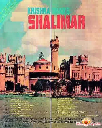 Poster of Shalimar (1978) - (Hindi Film)