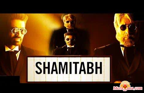 Poster of Shamitabh (2015)