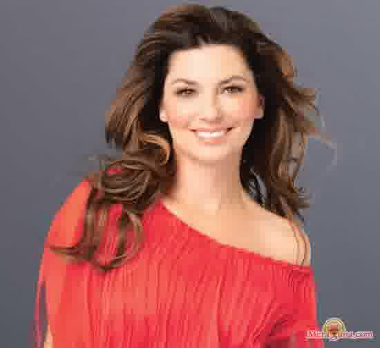 Poster of Shania Twain - (English)