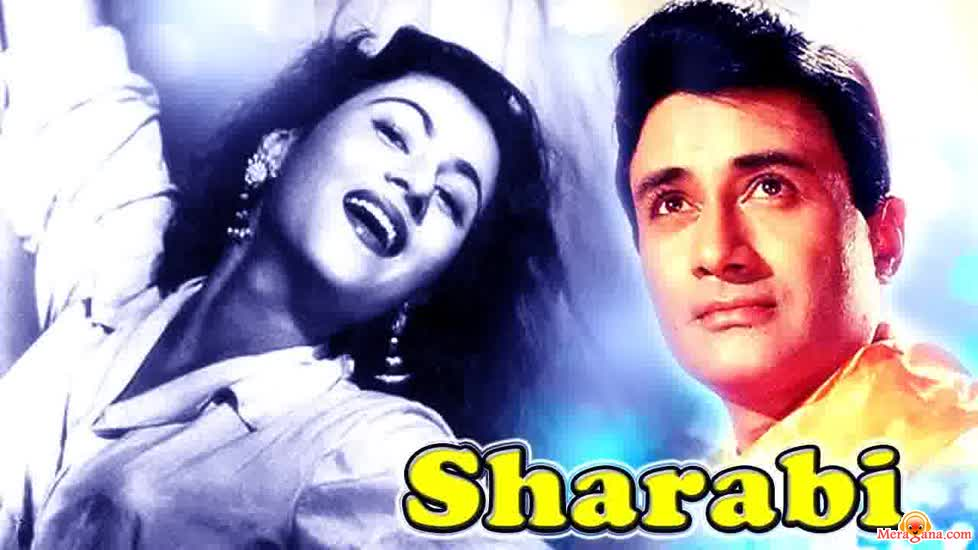 Poster of Sharabi (1964) - (Hindi Film)
