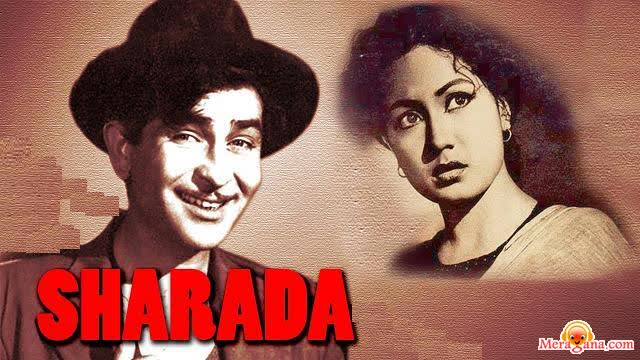 Poster of Sharada (1957) - (Hindi Film)