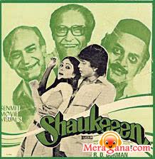 Poster of Shaukeen (1982) - (Hindi Film)