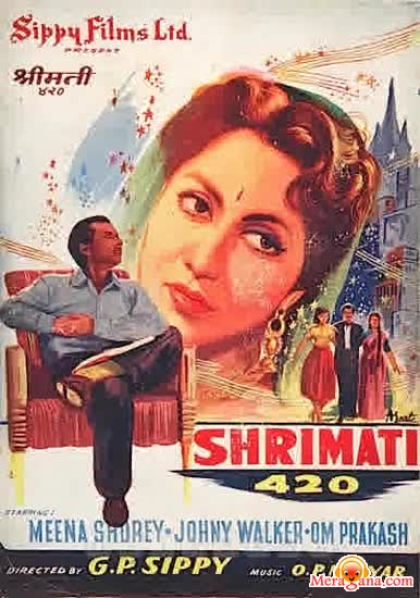 Poster of Shrimati 420 (1956)