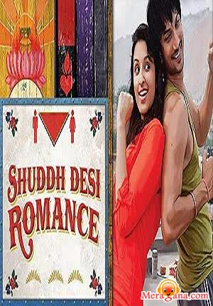 Poster of Shuddh Desi Romance (2013) - (Hindi Film)
