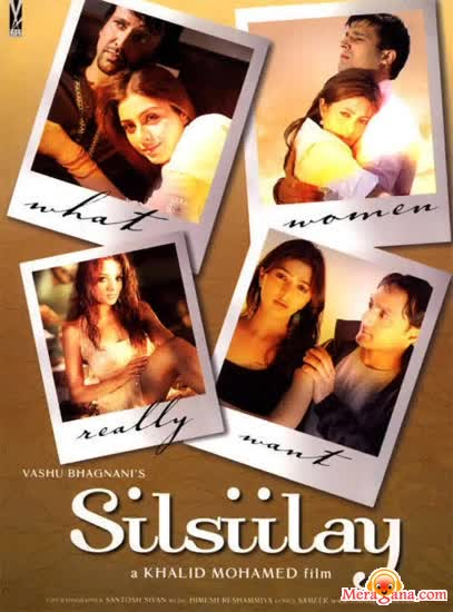 Poster of Silsiilay (2005) - (Hindi Film)