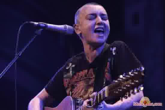 Poster of Sinead O'Connor - (English)