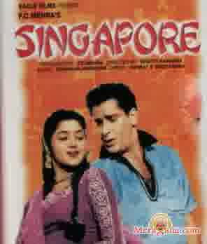 Poster of Singapore (1960) - (Hindi Film)