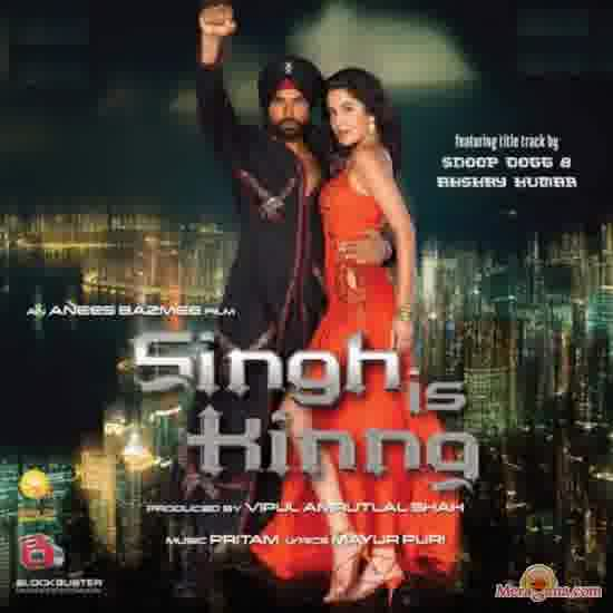 Poster of Singh+Is+Kinng+(2008)+-+(Hindi+Film)